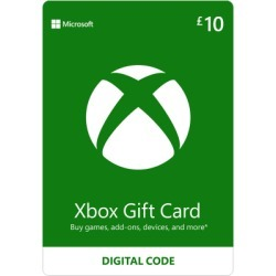 Xbox Live £10 Credit for Xbox 360 found on Bargain Bro UK from game UK