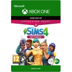 The Sims 4 Get Famous Expansion Pack for Xbox One