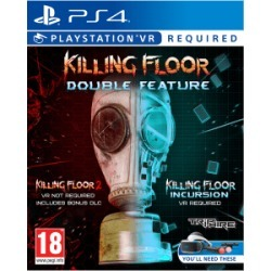 Killing Floor Double Feature for PlayStation 4