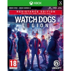 Watch Dogs Legion Resistance Edition - GAME Exclusive for Xbox One