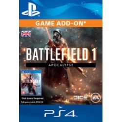 Battlefield 1 Apocalypse Digital Download for PlayStation 4