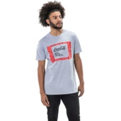 Coca Cola Play Pause Refresh T-Shirt (L) for Clothing and Merchandise