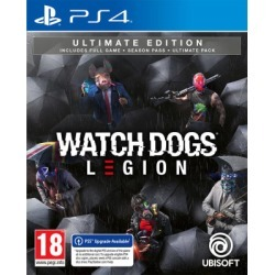 Watch Dogs Legion Ultimate Edition - GAME Exclusive for PlayStation 4
