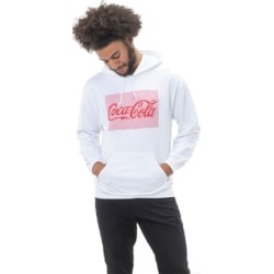 Coca Cola Pixel Grid Hoodie (S) - GAME Exclusive for Clothing and Merchandise