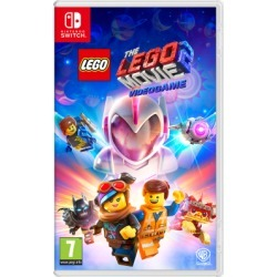 The LEGO Movie 2 Videogame for Switch - also available on Xbox One