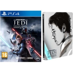 Star Wars Jedi: Fallen Order Steelbook Edition - GAME Exclusive for PlayStation 4