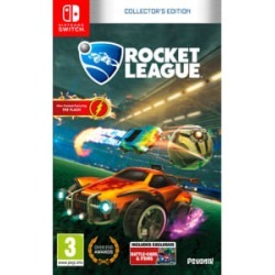 Rocket League: Collector's Edition for Switch