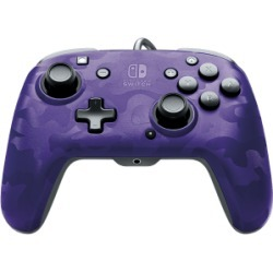 Switch Deluxe Controller - Purple Camo - GAME Exclusive for Switch