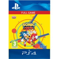 Sonic Mania for PlayStation 4