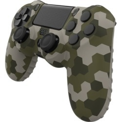 HEX CAMO SILICONE SKIN for PlayStation 4