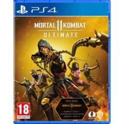 Mortal Kombat Ultimate for PlayStation 4