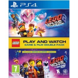 LEGO® Movie 2 Game & Film Double Pack for PlayStation 4