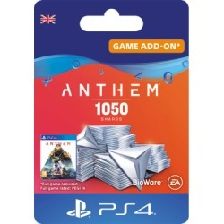 Anthem 1050 Shards Pack for PlayStation 4