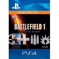 Battlefield 1 Shortcut Kit: Infantry Bundle for PlayStation 4