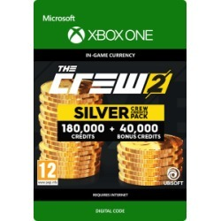The Crew 2 Silver Crew Credit Pack for Xbox One