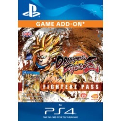 DRAGON BALL FIGHTERZ - FighterZ Pass for PlayStation 4