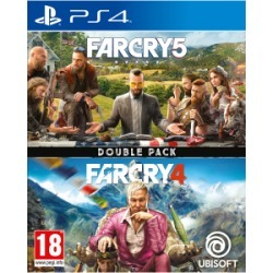 Far Cry 5/Far Cry 4 Double Pack for PlayStation 4