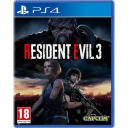 Resident Evil 3 for PlayStation 4 - also available on Xbox One found on Bargain Bro UK from game UK
