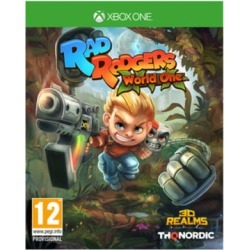Rad Rodgers for Xbox One found on Bargain Bro UK from game UK