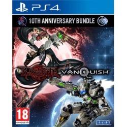 Bayonetta & Vanquish 10th Anniversary Bundle for PlayStation 4