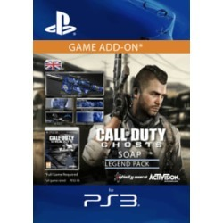 Call of Duty: Ghosts - Soap Legend Pack for PlayStation 3