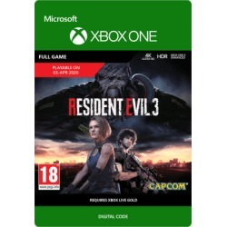 Resident Evil 3 - Pre Purchase for Xbox One