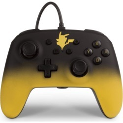Enhanced Wired Controller for Nintendo Switch - Pikachu Fade - GAME Exclusive for Switch