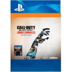 Call of Duty Black Ops III: Zombies Chronicles for PlayStation 4