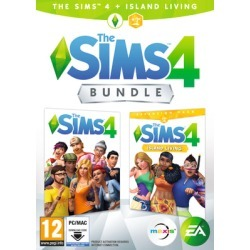 The Sims 4 + Island Living Bundle for PC