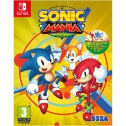 Sonic Mania Plus for Switch - also available on Xbox One