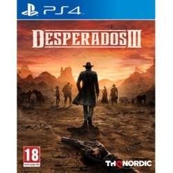 Desperados III for PlayStation 4 - also available on Xbox One found on Bargain Bro UK from game UK