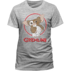 Gremlins - Gizmo Distressed T-Shirt - XXL for Clothing and Merchandise