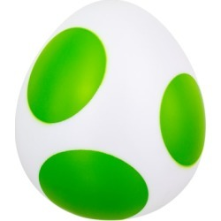Yoshi Egg Light for Multi Format and Universal found on Bargain Bro UK from game UK