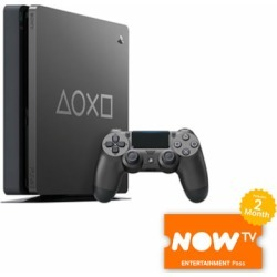 PlayStation 4 Days of Play Special Edition 1TB Console + NOW TV for PlayStation 4