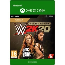 WWE 2K20: Digital Deluxe for Xbox One