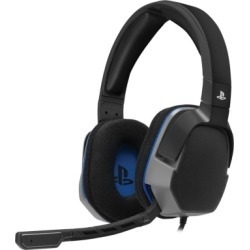 Sony Officially Licensed Afterglow LVL 3 Wired Stereo Headset for PlayStation 4