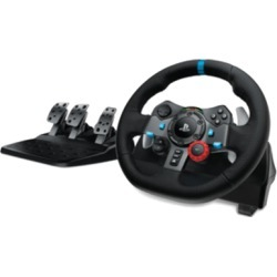 Logitech G29 Driving Force Racing Wheel for PlayStation 4 found on Bargain Bro UK from game UK