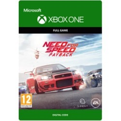 Need for Speed: Payback Edition Digital Download for Xbox One
