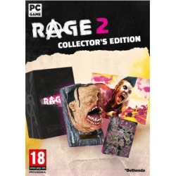 RAGE 2 Collectors Edition - UK Retail GAME Exclusive for PC
