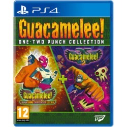 Guacamelee! One-Two Punch Collection - with GAME Exclusive Pre-order Bonus for PlayStation 4