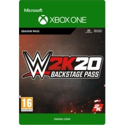 WWE 2K20 Backstage Pass for Xbox One