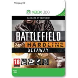 Battlefield: Hardline Getaway Xbox 360 for Xbox 360