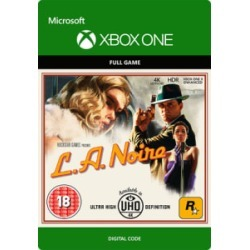 L.A. Noire Digital Download for Xbox One