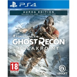 Ghost Recon Breakpoint - Auroa Edition - GAME Exclusive for PlayStation 4