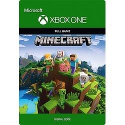 Minecraft Digital Download for Xbox One