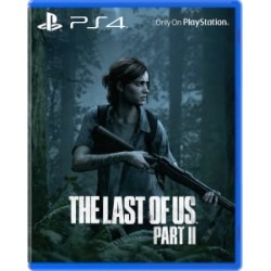 The Last of Us Part II Standard Plus Edition - GAME Exclusive for PlayStation 4