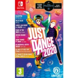 Just Dance 2020 for Switch - also available on Xbox One
