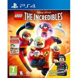 LEGO Disney/Pixar The Incredibles Mini Figurine Edition - Only at GAME for PlayStation 4