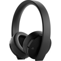 PS4 Gold Wireless Headset for PlayStation 4