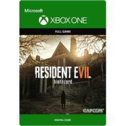 Resident Evil VII Biohazard Digital Download for Xbox One